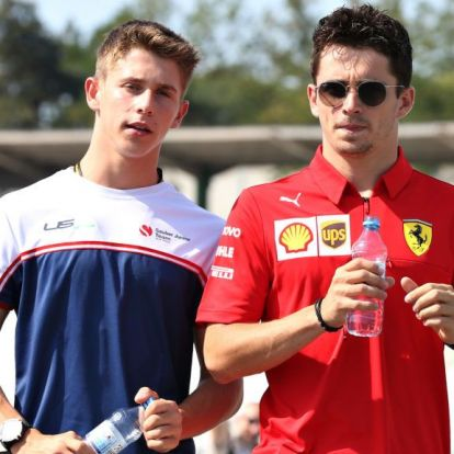Charles Leclerc öccse is a Ferrarihoz került
