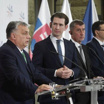Orbán Viktor: Ausztria természetes partnerünk