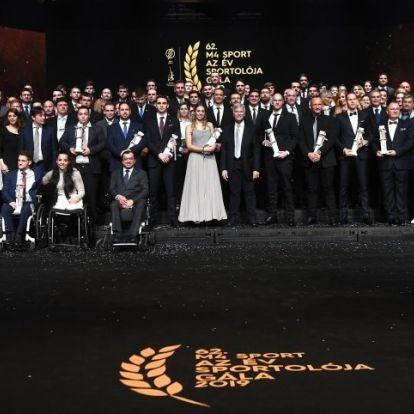 Hosszú Katinka hetedszer lett az Év sportolója