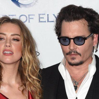 Johnny Depp volt felesége leszbikus kalandba keveredett