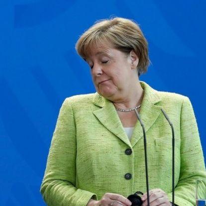 Merkel foggal-körömmel ragaszkodik az Európai Unióhoz