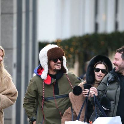 Carlota y Carolina de Mónaco, Orlando Bloom, Karlie Kloss... de boda en St Moritz