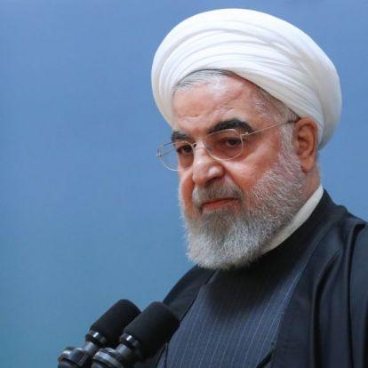 """Az iráni elnök """"globális uszítónak"""" nevezte Donald Trumpot"""