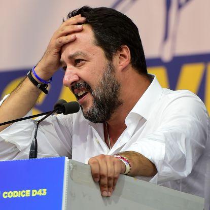 Salvini kormányváltást jósol