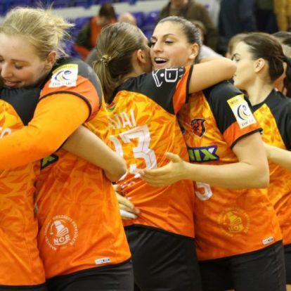 Végre nyert az Érd az EHF-kupa csoportkörében