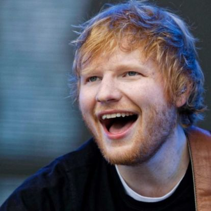 Mutatjuk, kit játszott Ed Sheeran a legutóbbi Star Wars-moziban