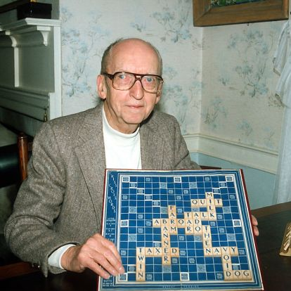 """""""De hát ilyen szó nem is létezik!"""" – Scrabble, és más fantasztikus szójátékok"""