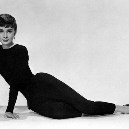 """A gyermekkori éhezésnek""""köszönhette"""" legendás alakját Audrey Hepburn"""