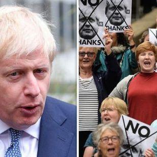 Brexit - Boris Johnson joggal tart az újabb skóciai népszavazástól