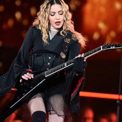 Újabb koncertet mondott le Madonna Lisszabonban