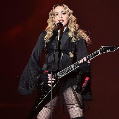 Madonna 45 perccel a kezdés előtt mondta le koncertjét