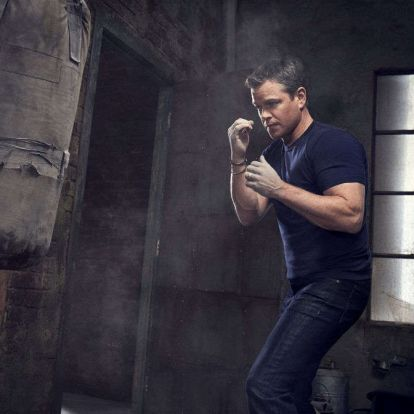 Matt Damon - A Jason Bourne edzés