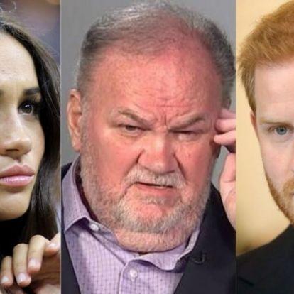 Halálpontos: Meghan apja szerint Harryék a monarchiát rombolják