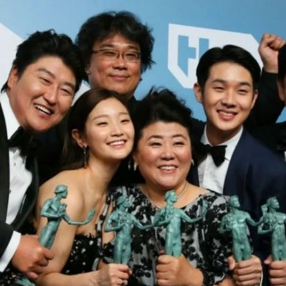 Az Élősködők kapta a hollywoodi színészcéh fődíját