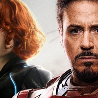Így tér vissza Tony Stark a Fekete Özvegyben - Mafab.hu