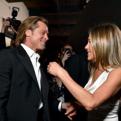 Jennifer Aniston megtörte a csendet Brad Pittel kapcsolatban | Elle magazin