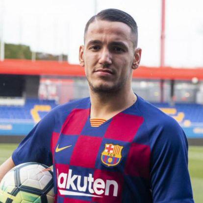 FC Barcelona: albán csatártehetséget igazoltak a B csapathoz! – HIVATALOS