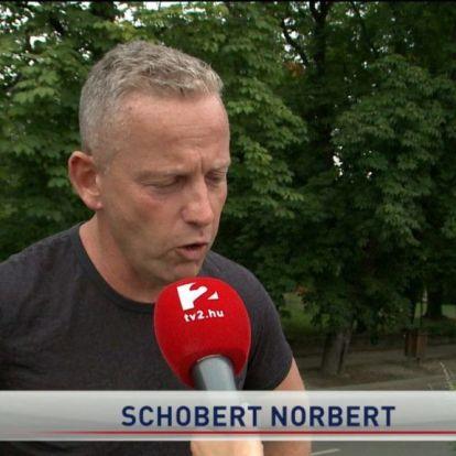Schobert Norbi a negatív kommentekről: Felültek a lájkvonatra
