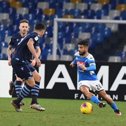 Coppa Italia: rendkívül szoros mérkőzésen győzött a Napoli – videóval