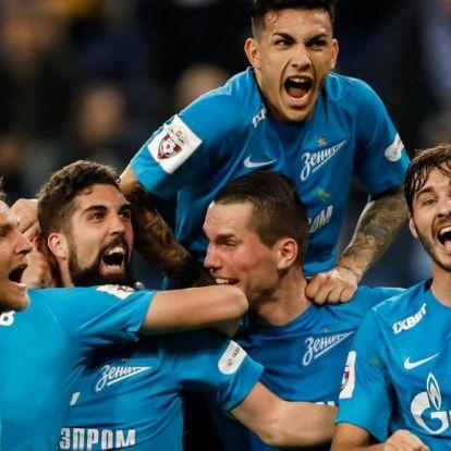 Zenit: elpasszolták a korábbi orosz válogatott sztárt – HIVATALOS