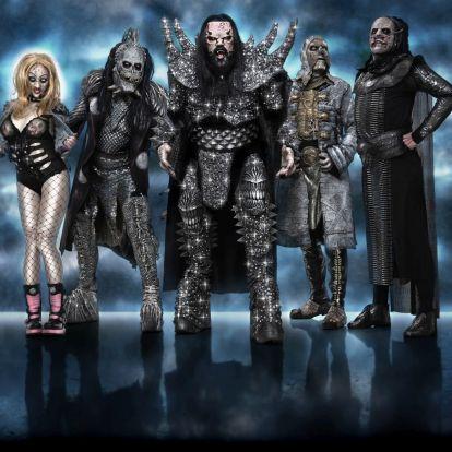 Lordi – időutazó lemezt hoz Budapestre a szörnymetál zenekar