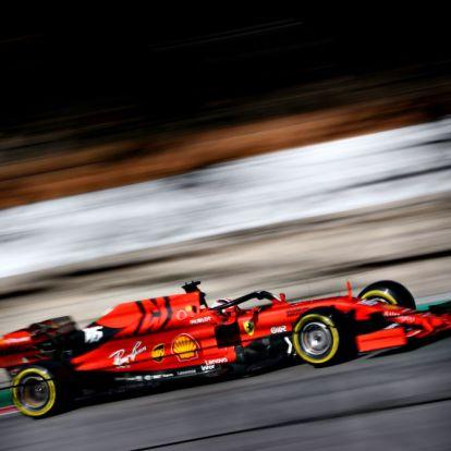A Ferrari nem is akárhol mutatja be a 2020-as autóját