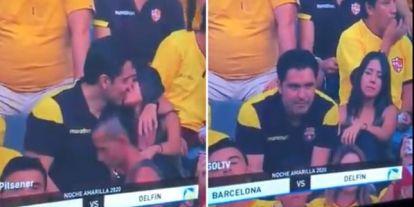 Amikor egy meccsen a csókkamera buktat le a szeretőddel, és az egész internet rajtad röhög