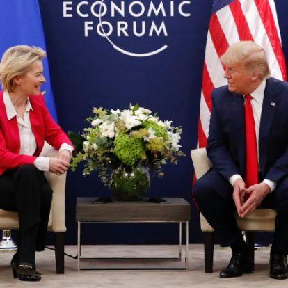 Trump vámokkal fenyegette meg az Európai Uniót