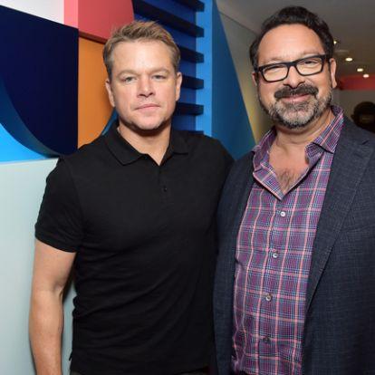 Matt Damon megint Az aszfalt királyai rendezőjével dolgozik