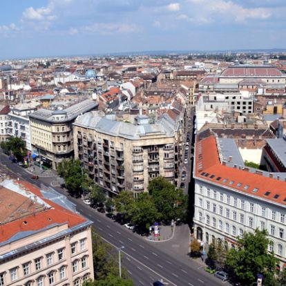Üresen álló lakásokat újítanak fel Terézvárosban, hogy kiadják azokat