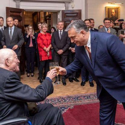 Orbán Viktor ott lesz Roger Scruton temetésén