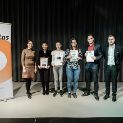 Fidesz reklámarca nyert a Fidelitas pályázatán