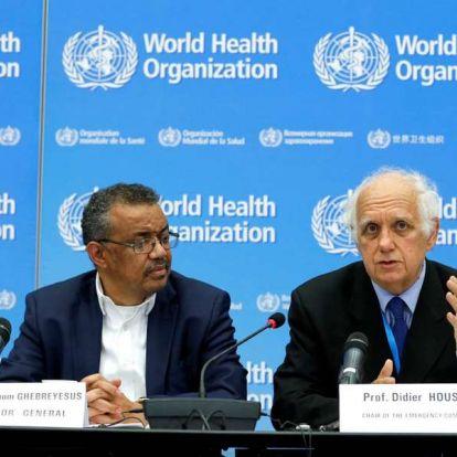 WHO: nincs globális egészségügyi vészhelyzet a koronavírus miatt, egyelőre