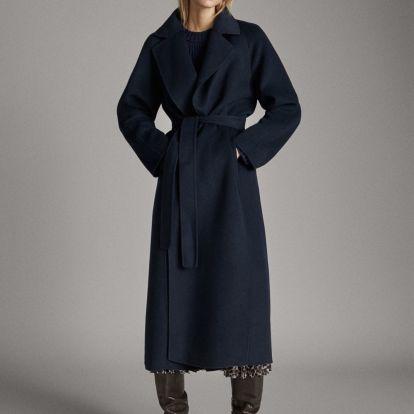 Meghan Markle confirma con este abrigo que Massimo Dutti es la nueva marca favorita de las royals