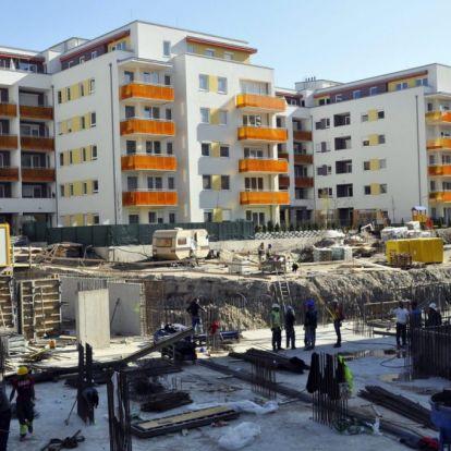 Angyalföldé a legtöbb új lakás – milliós négyzetméterárral
