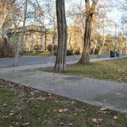 Egy ígéret betartása: betont törnek és fákat ültetnek a Városligetben