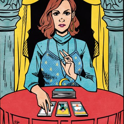 Things you only know when you're a tarot reader