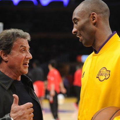 Így reagáltak a hírességek Kobe Bryant tragikus halálára