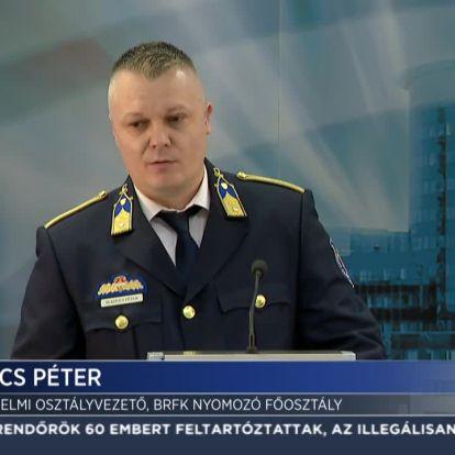"""""""Unokázós"""" bűnszervezetet számolt fel a budapesti rendőrség"""