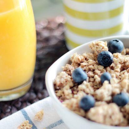 5 gyorsan elkészíthető tápláló reggeli, hogy lendületesen kezdd a napot