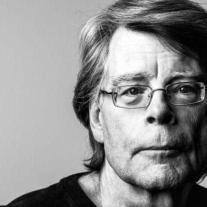 Stephen King amerikai író törölte Facebook-fiókját