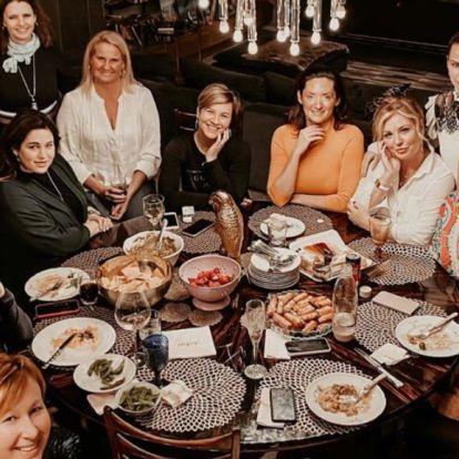 Liptai Claudia baráti köre egy sikeres nők Forbes-lista is lehetne