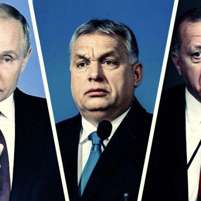 """Esik szét az Orbán, Putyin, Erdogán """"baráti"""" kör!"""