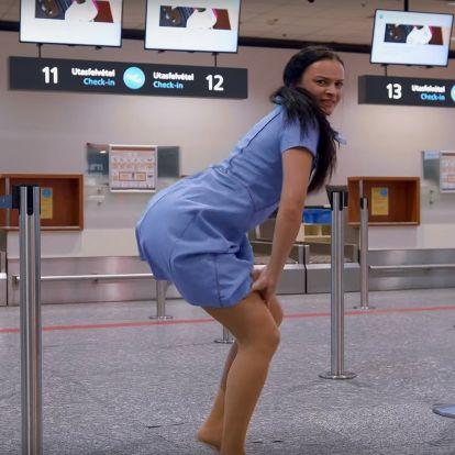 Elég nagy a buli a budapesti Liszt Ferenc reptéren