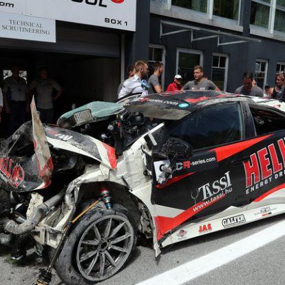 Autógyilkos pálya került be Micheliszék versenynaptárába