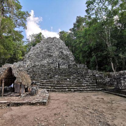 Maja piramisok nyomában Mexikóban