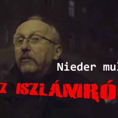 Leleplezve: Niedermüller keresztényellenes iszlamizációs propagandája - I. rész