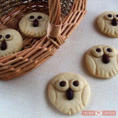 Bagolyfiókák vaníliás tésztából - kipróbált fényképes sütemény receptek - Receptvarázs – receptek képekkel