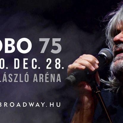 Országút blues – A 75 éves Hobo országos turnéra indul