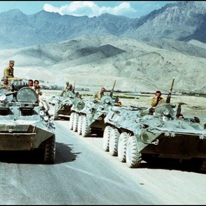 Az Afganisztánból való szovjet kivonulás